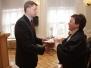 Studijų savaitės 2011 atidarymas VDU auloje (2011-04-11)